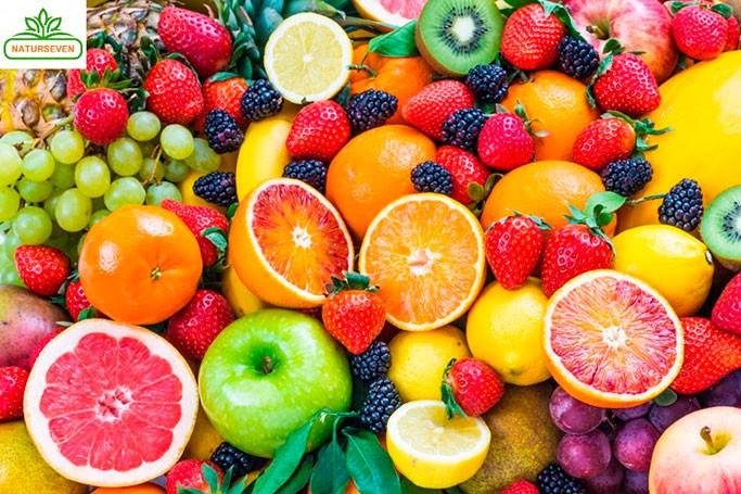 El color de los alimentos, ¿Que nos dicen?